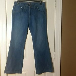 """Old Navy """"The Flirt"""" Mid-rise Flare Jeans"""